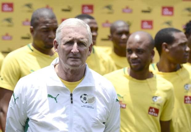Igesund: I won't reveal my starting line-up until Cape Verde match day