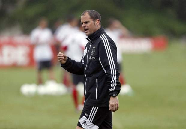 De Boer: Van der Vaart and De Jong began the trend of players leaving Ajax