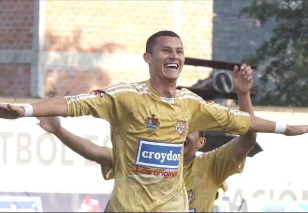 Luis Páez llega a reforzar el ataque de Deportivo Pasto