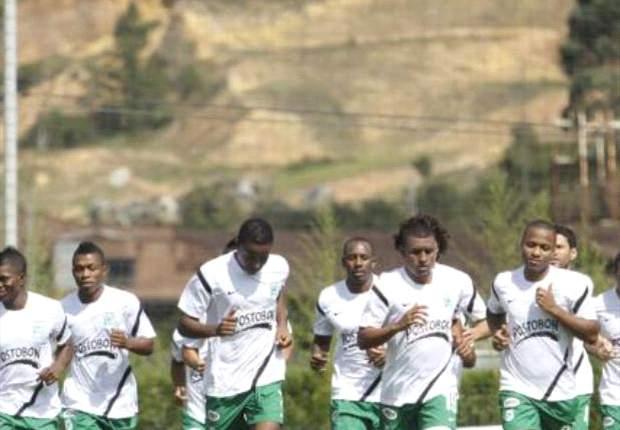 Atlético Nacional se quedará en Colombia para su pretemporada