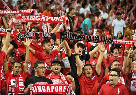 New Year's wishes for Singapore football