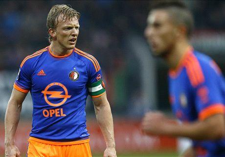 LIVE! Ajax - Feyenoord: 0-1