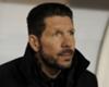 Simeone évoque le Barça et Arda Turan