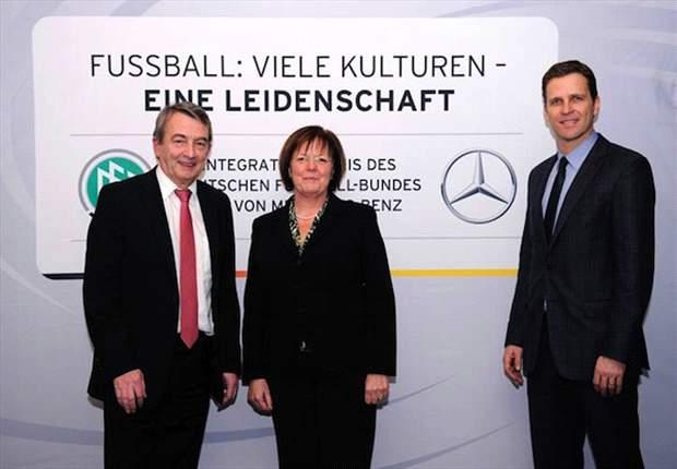 Oliver Bierhoff spricht sich für DFB-Leistungszentrum aus