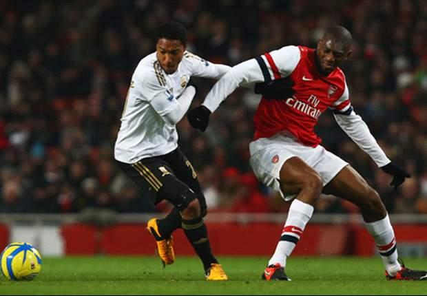 Un mágico Wilshere le dio la clasificación al Arsenal