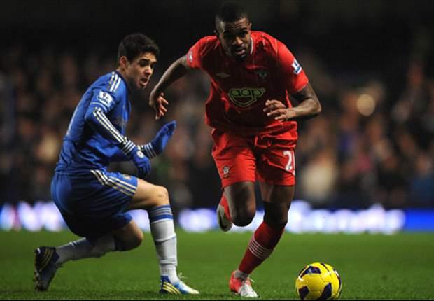 Chelsea-Southampton 2-2: Ba e Hazard illudono nel primo tempo, Lambert e Puncheon gelano i 'Blues' nella ripresa