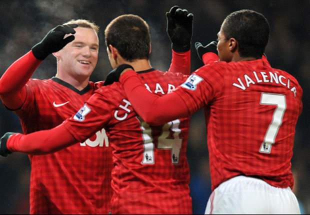 FA Cup - Rooney qualifie Man United