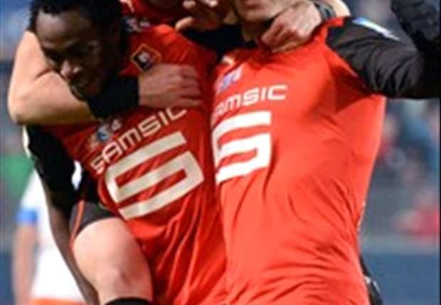 CdL - Rennes écarte Montpellier