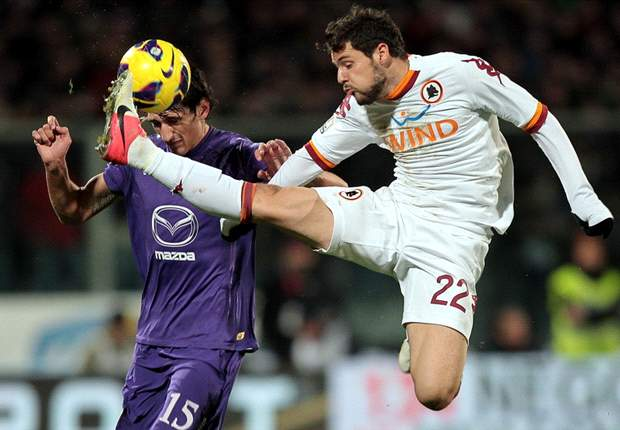 Fiorentina 0-1 Roma: Destro strikes extra-time winner to set up Inter semi-final
