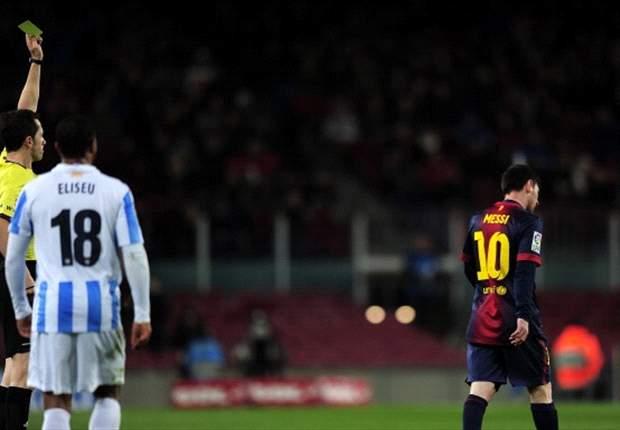 El Málaga se reinventó ante el Barça