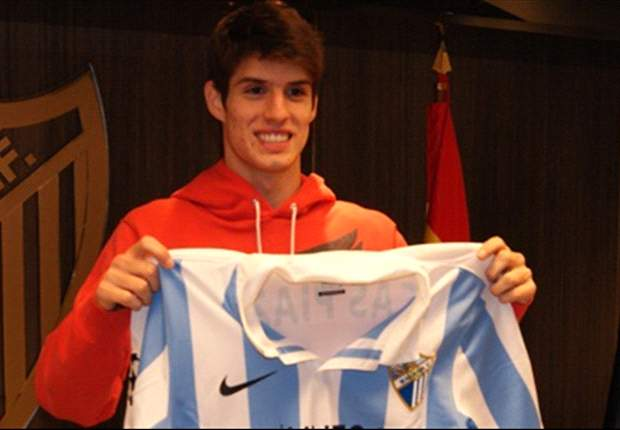 Piazon: 'Coming to Malaga was the best option for me'