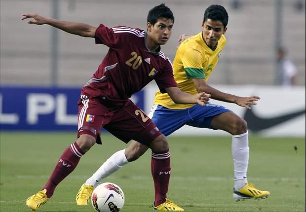 Sub-20:Bebeto diz estar aliviado com a vitória do Brasil