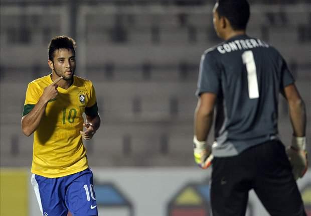 Brasil 1 x 0 Venezuela: Penalidade cai do céu e Brasil vence pela primeira vez