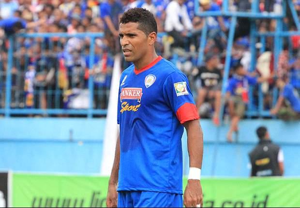 Alberto Goncalves Berharap Dimainkan Lawan Persisam