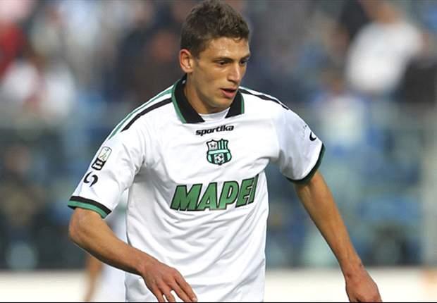 Serie B, 27ª giornata - Il Sassuolo si impone in extremis e risponde a Livorno e Verona. Due gare rinviate per neve
