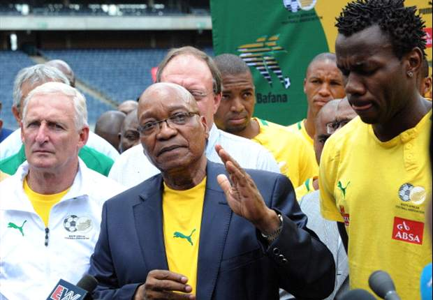 Editorial: Great things are found in pairs for Bafana Bafana in the Nations Cup