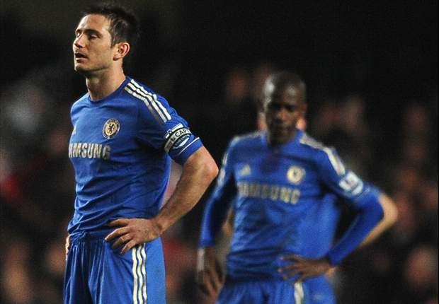 Frank Lampard Masih Dalam Radar Manchester United & Arsenal