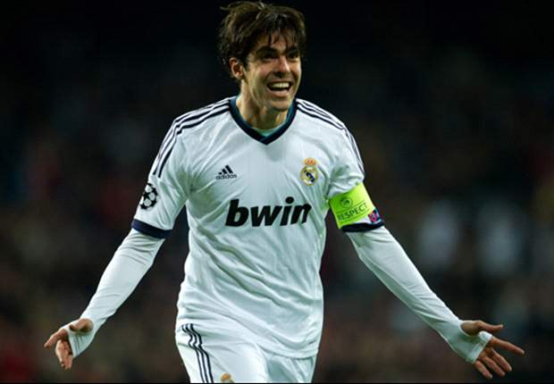 AC Milan in talks to loan Kaka from Real Madrid