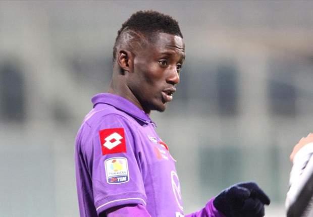 Fiorentina loan Ghana's Boadu Acosty to Modena