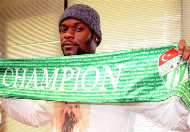 Maurice Edu signs loan deal with Bursaspor