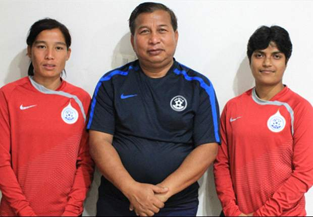 The future looks promising with support from the Indian FA, says India Eves coach Anadi Barua