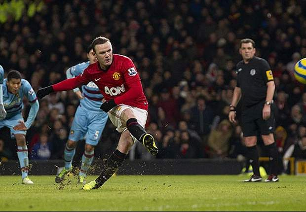 Wayne Rooney Tolak Ambil Tendangan Penalti