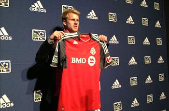 Toronto FC uses favorable draft position to stockpile allocation money