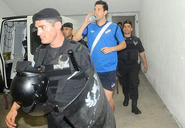 Jorge Bava habló de su agresión a un policía