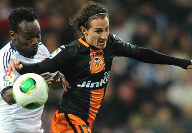 Valencia winger Guardado slams Real Madrid conduct