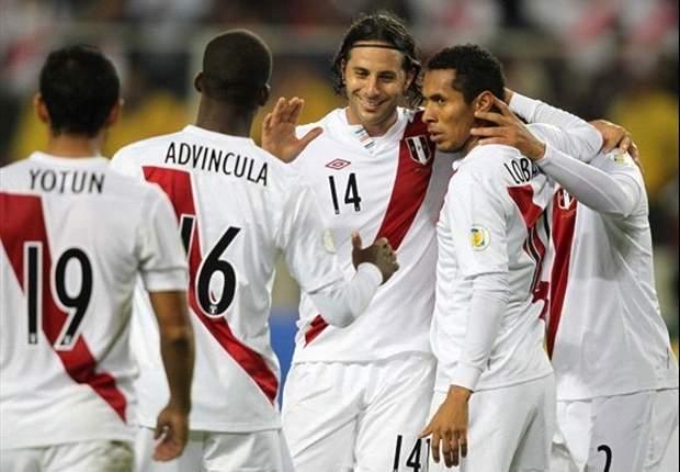 México y Perú jugarán amistoso en abril