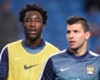 Bony keen to play alongside Aguero