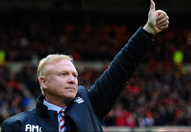 McLeish declares Crystal Palace interest