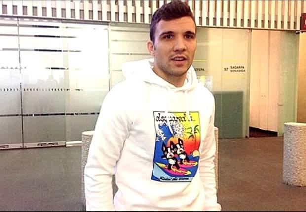 Nicolás Bertolo acepta que debe marcar diferencia con Cruz Azul