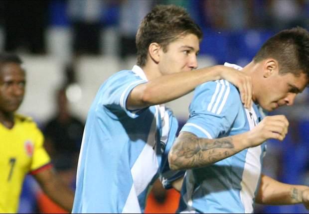 Argentina venció a Colombia pero quedó eliminada