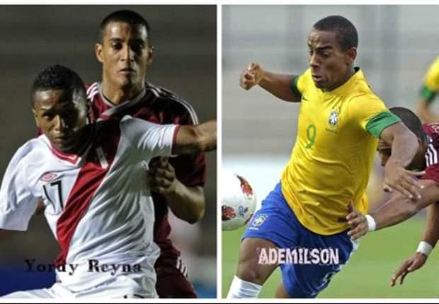 Sub 20: Perú va por el milagro ante Brasil
