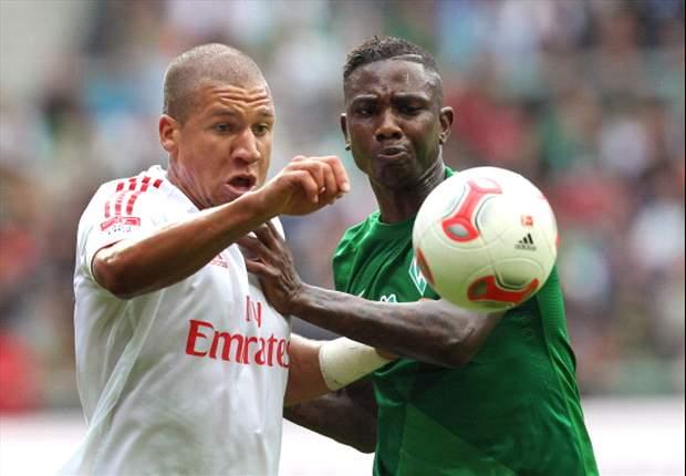 Basisplek voor Bruma bij derby HSV