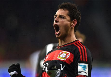 RUMOURS: Arsenal win Chicharito race?