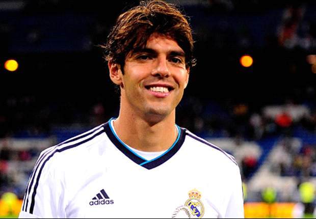 Kaká vira titular no jogo entre Real Madrid e Rayo Vallecano