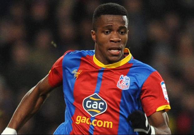 Zaha: I will be starstruck at Manchester United