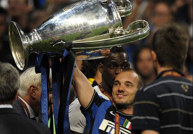 From best in the world to retirement league in three years - Sneijder's top-level career is over