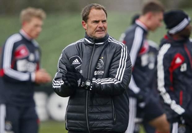 Frank De Boer: Feyenoord Kandidat Juara
