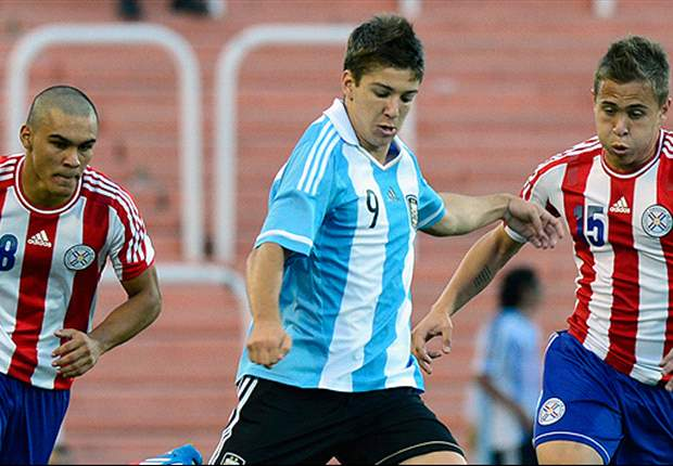 Juventus and Atletico Madrid are leading the chase for Racing starlet Luciano Vietto