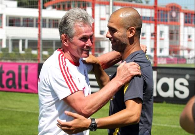 Bayern must ignore Guardiola arrival to keep season on t