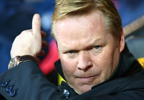 Koeman in talks with Everton