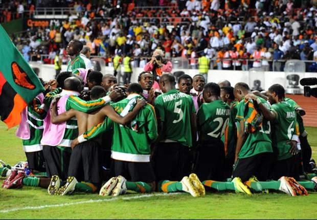 FIFA, Zambie - La FIFA attaque la Zambie