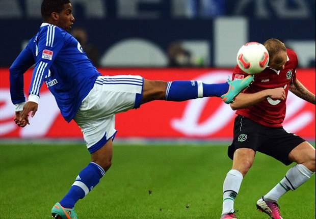 Schalke gewinnt knapp 5:4 gegen starke Hannoveraner