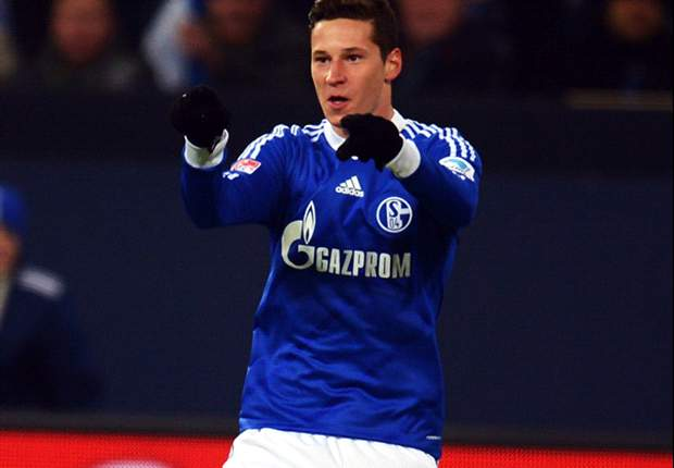 Draxler 'honoured' by Inter interest