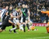 West Brom 2-1 Stoke: Evans late