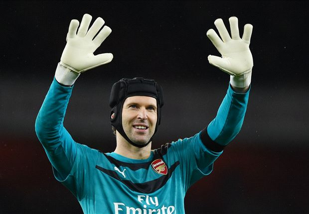 Cech: Wenger talk convinced me to join Arsenal