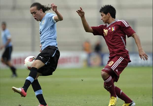 Uruguay pone punto final al sueño de Venezuela